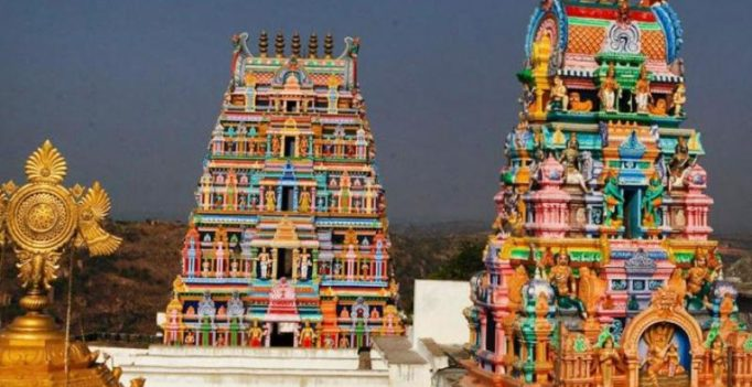 Yadadri temple renovation work at brisk pace: KT Rama Rao