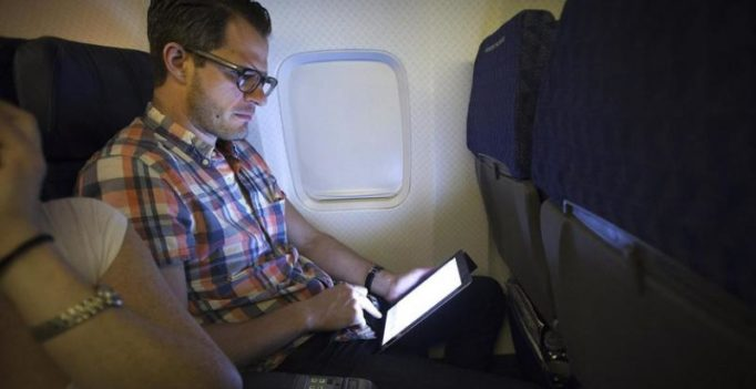 'I need my iPad': Travellers across Middle East express ire over electronics ban