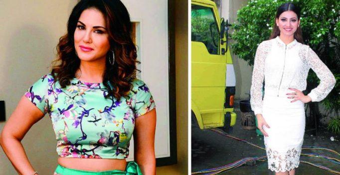 Sunny Leone, Urvashi Rautela compete for the same spot
