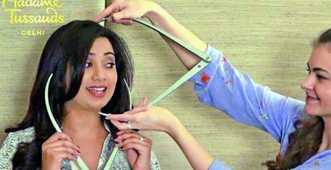 Shreya Ghoshal gets a wax statue