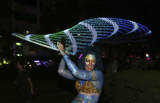 LGBTQ community comes out in Australia for Gay and Lesbian Mardi Gras