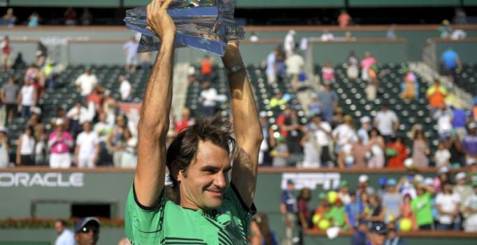 Roger Federer beats Stanislas Wawrinka for 5th Indian Wells title