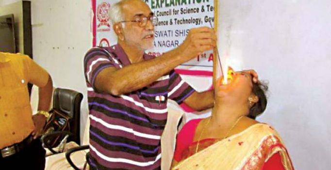 Mangaluru: Bid on rationalist Narendra Nayak's life