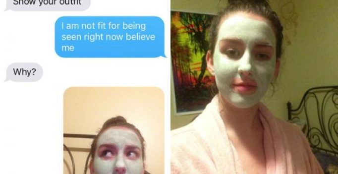 Teenager gives fitting reply to guy who asked for nudes