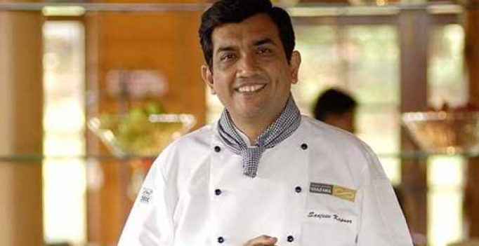 Chef Sanjeev Kapoor awarded Padma Shri for culinary contribution