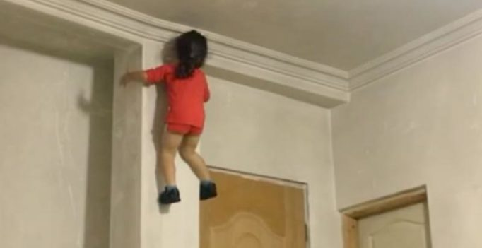 This 3-year-old boy will blow your mind with his athletic abilities