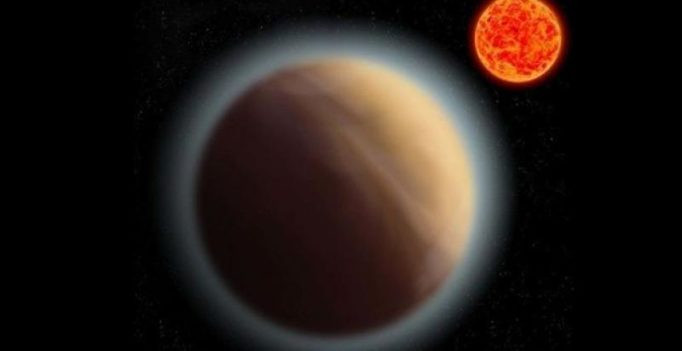 Astronomers detect atmosphere around Earth-like planet, could be a 'water world'
