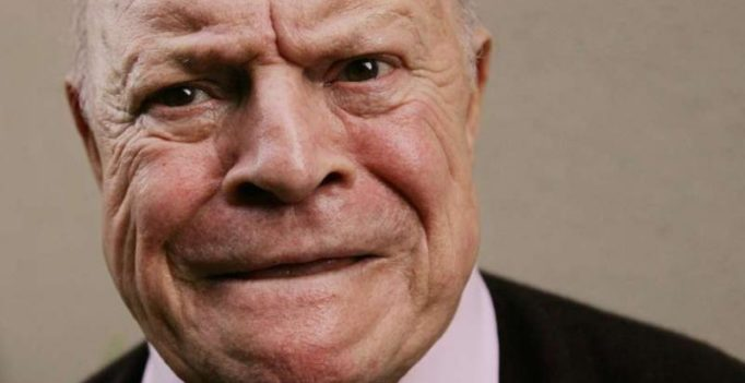 King of insult comedy Don Rickles dies at 90; celebs pay tribute