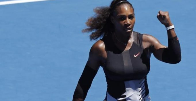 Pregnant Serena Williams surges back to World No. 1 spot