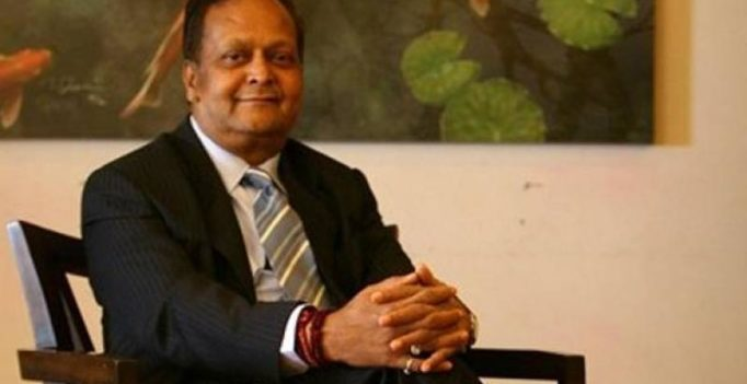 Dainik Bhaskar Group Chairman Ramesh Agrawal passes away