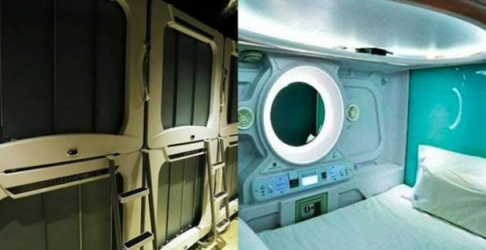 India gets its first 'pod hotel' in Mumbai