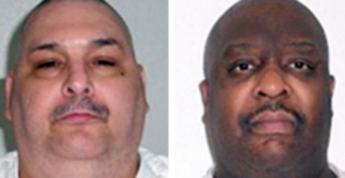 US state of Arkansas executes 2 prisoners in one night