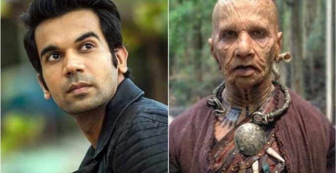 Rajkummar undergoes an extreme makeover for his 324-year character in Raabta