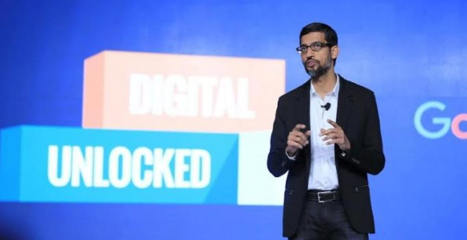 Google's India-born CEO Sundar Pichai takes $200 million salary