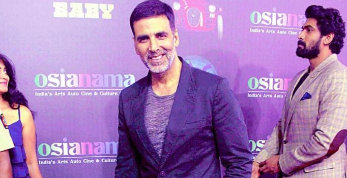 Akshay Kumar wins National Award