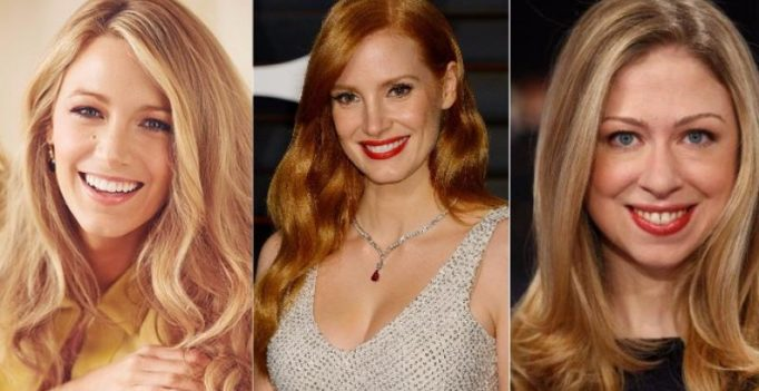 Blake Lively, Jessica Chastain and Chelsea Clinton honoured for philanthropic work