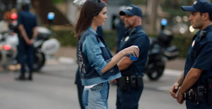 Pepsi pull down controversial Kendall Jenner TV ad