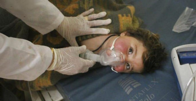 After Syria chemical massacre, US warns of 'own action' if UN fails