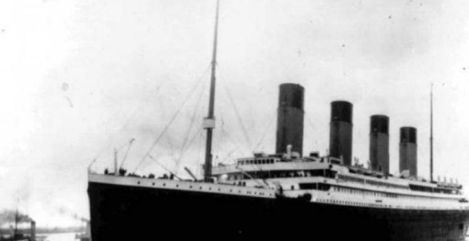 Rare Titanic photo may fetch 8,000 pounds at UK auction