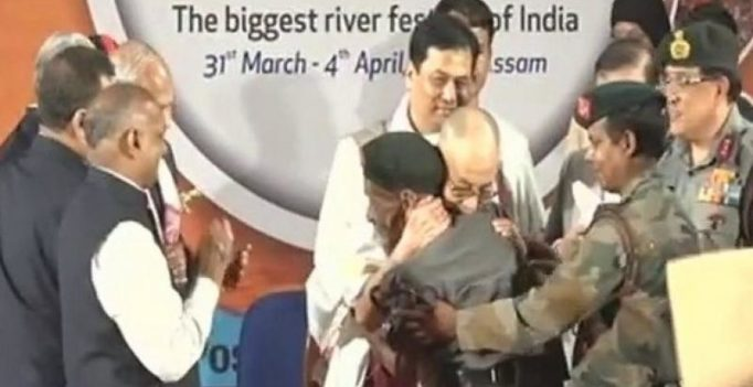 58 years later, Dalai Lama meets jawan who escorted him to India from Tibet