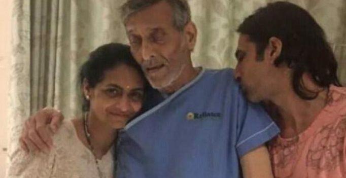 Vinod Khanna's viral picture raises concern