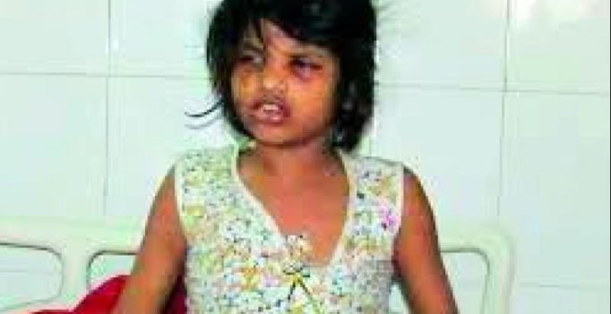Uttar Pradesh police rescue 'Mowgli girl' brought up by monkeys