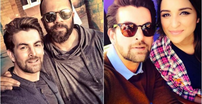 Neil Nitin Mukesh joins Rohit Shetty's Golmaal Again cast, gets a musical welcome!