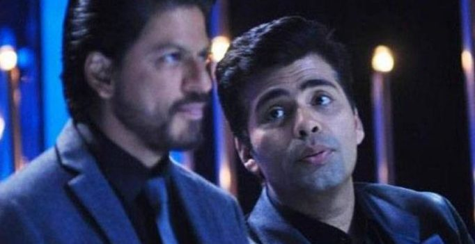 Watch: Karan talks about his conflict with SRK, confesses to have missed him