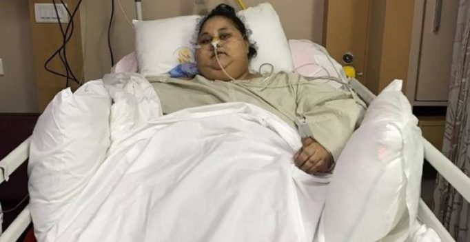 World's heaviest woman Eman Ahmed loses an astonishing 250 kilos in two months
