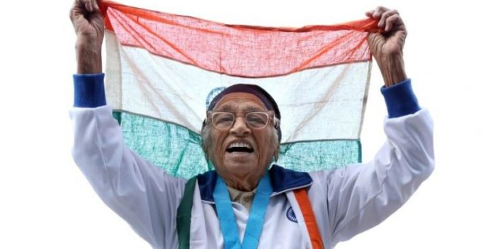 Age is just a number! 101-year-old Man Kaur wins World Masters Games in Auckland