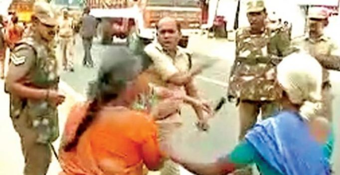 Tirupur slap incident: Political leaders condemn police brutality