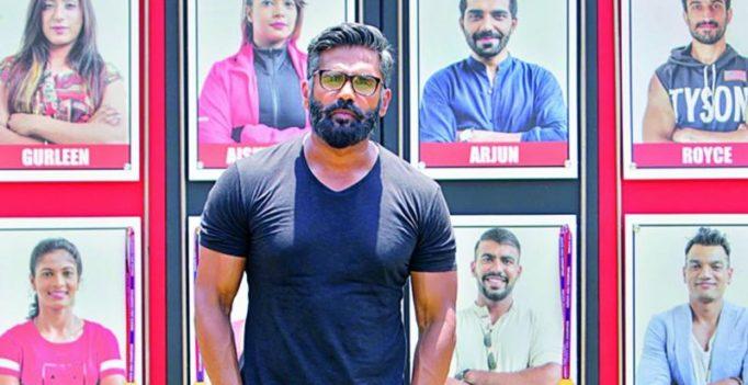 Suneil Shetty all set to host a reality show again