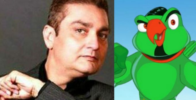 Vinay Pathak spoofs someone very famous in Salman's Hanuman Da Damdaar