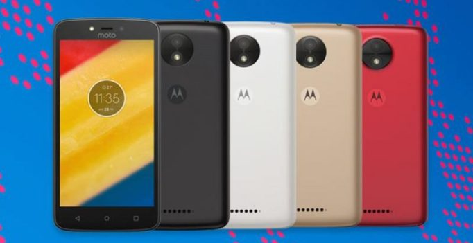 Moto C and C Plus with Android Nougat, 4,000mAh battery and front flash unveiled