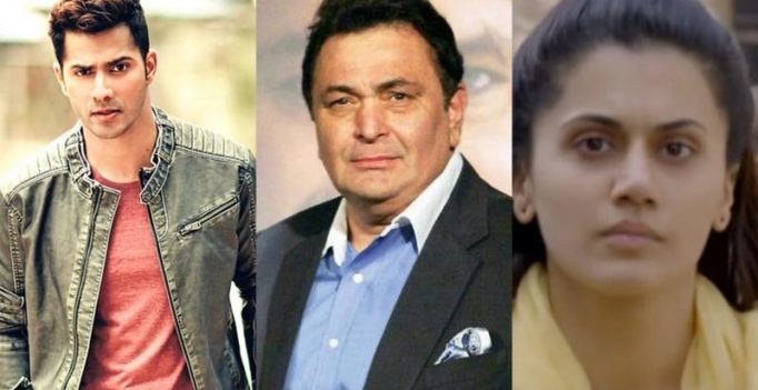 Varun, Taapsee, Rishi Kapoor and others react to Nirbhaya verdict
