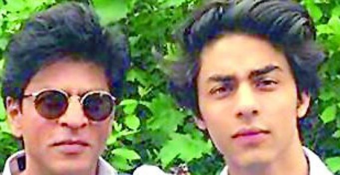 Abram is not Aryan's love child, says Shah Rukh Khan