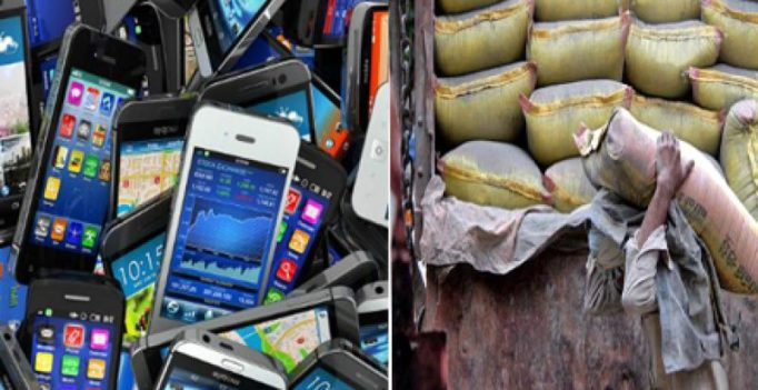 Smart phones and cement to cost less under GST