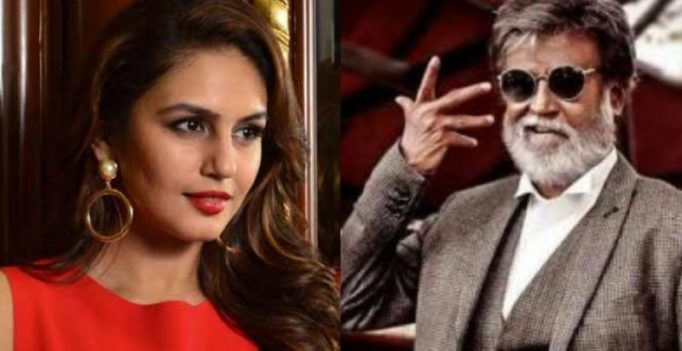 Huma Qureshi to play Rajinikanth's love interest in his next produced by Dhanush