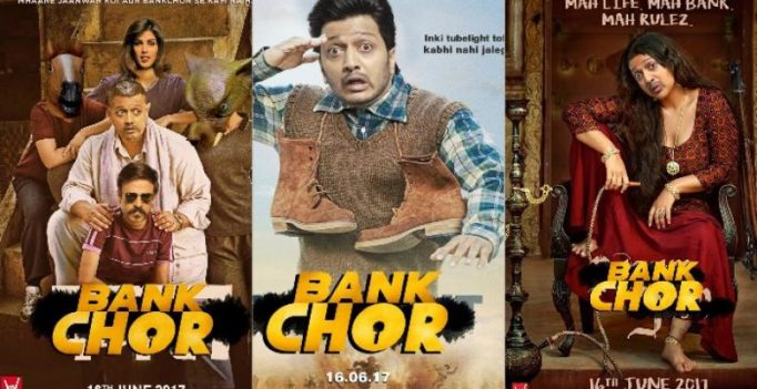 'Bank Chor' Riteish morphs Aamir, Salman, Vidya's pictures; will they be miffed?