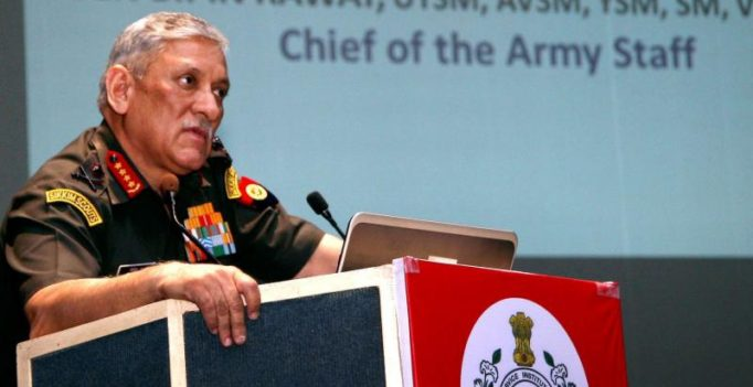 Strengthen military, look for new allies to tackle Pak, China: Army Chief