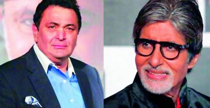 Amitabh Bachchan, Rishi Kapoor to reunite as father-son