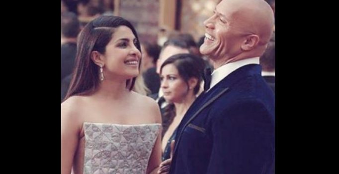 You're one of the most driven people I've met: Priyanka wishes birthday boy Dwayne