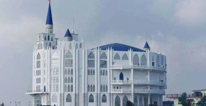 Nagaland creates history by unveiling largest church in Asia