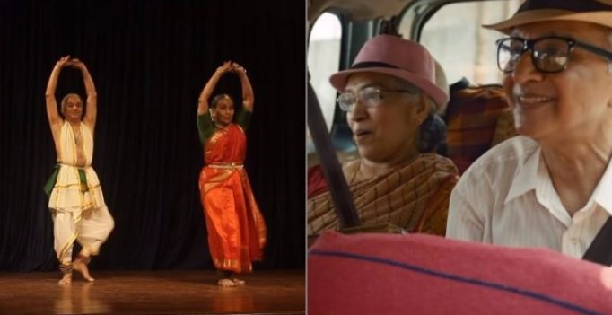 Padma Bhushan awardee couple from Chennai wins hearts in Vodafone ad