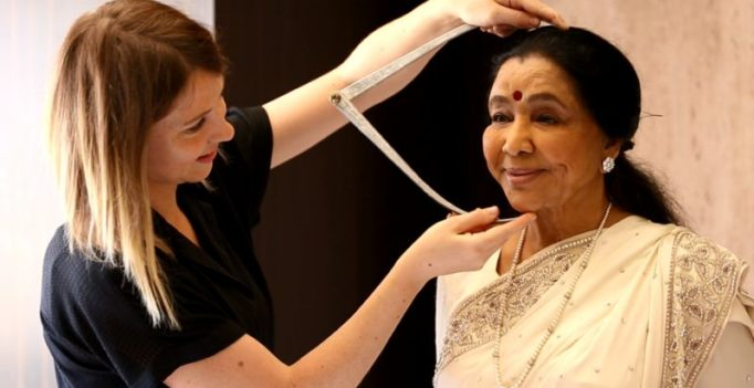 Legendary singer Asha Bhosle to be immortalized at Madame Tussauds New Delhi