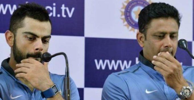 Sachin Tendulkar, Sourav Ganguly, VVS Laxman livid post Virat Kohli-Anil Kumble rift?