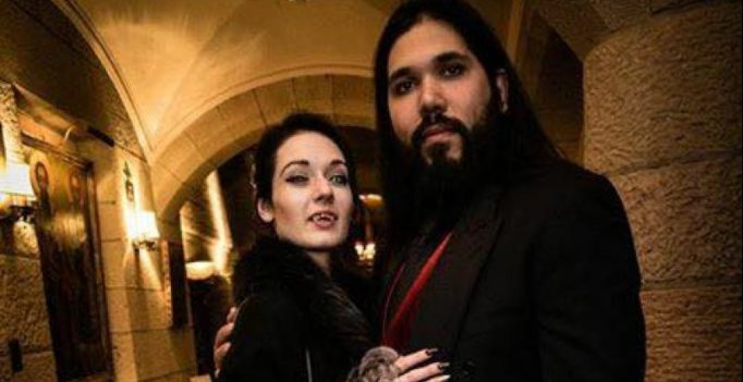 Real life 'vampire couple' says sucking each other's blood is better than sex