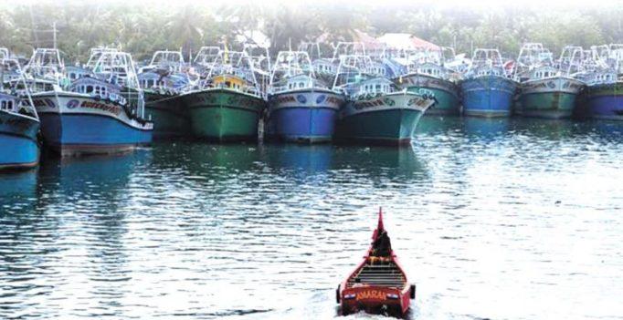 Kollam: Trawling ban from midnight tomorrow