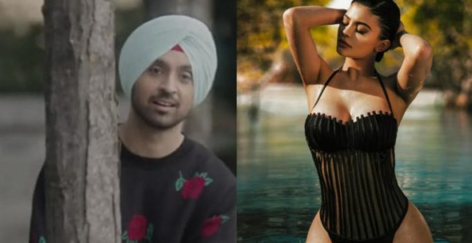 Diljit Dosanjh stalks Kylie Jenner online; admits he's 'very much' in love with her