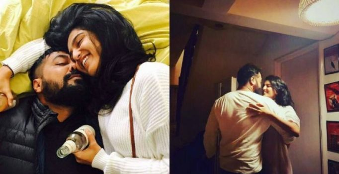 Kalki's ex-husband Anurag Kashyap posts intimate pictures with 23-year-old girlfriend